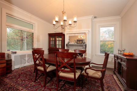 Sewickley Manor Renovation — Dining Room After