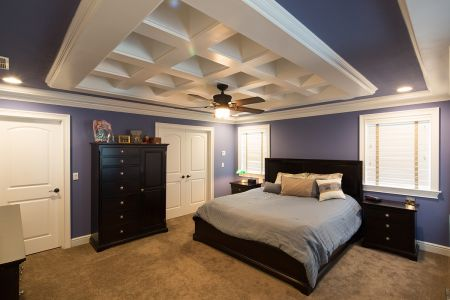 Master Bedroom - Best Green Energy Award