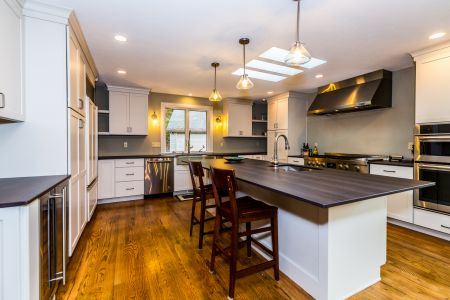 Waclawski Kitchen, 2018 Housing Excellence Awards Winner
