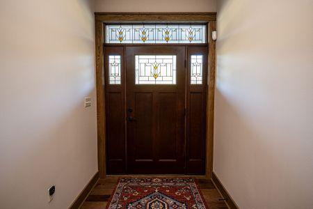 Hertzler-front Door