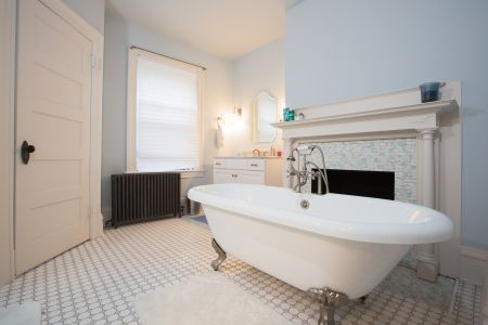 Sewickley Manor Renovation — Bathroom After