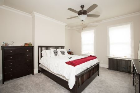Sewickley Manor Renovation — Bedroom After