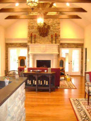 4B HExc.fireplace