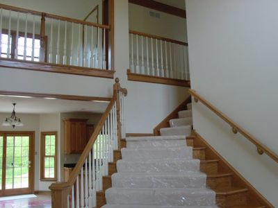 6D staircase