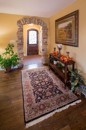 Bachman Renovation — Entryway After