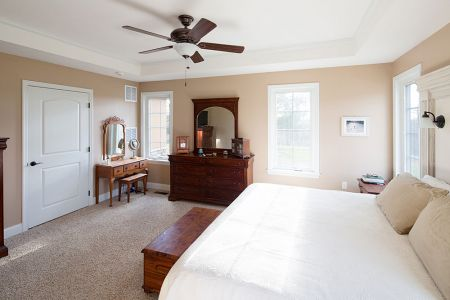Bachman Renovation — Master Bedroom After