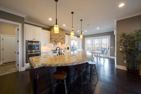 Kitchen - Best Green Energy Award