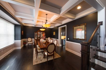 Dining Room - Best Green Energy Award
