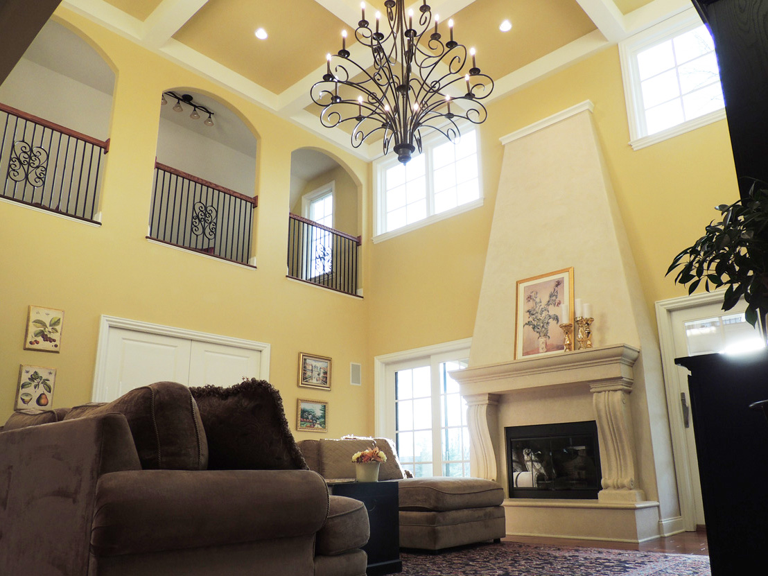 Bachman Builders Featured Fireplace